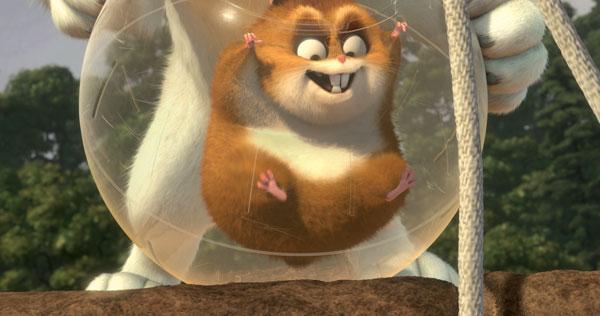 hamster filme